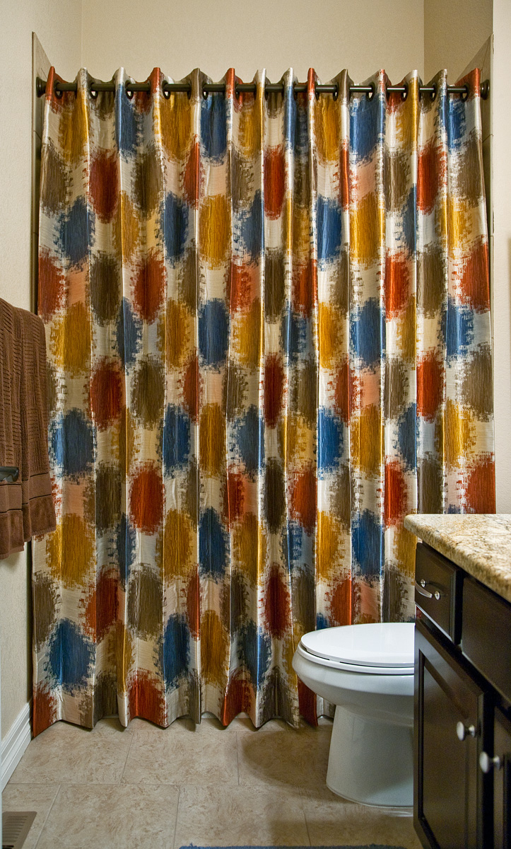 Shower Curtain For Guest Bathroom